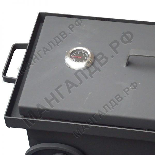 Крышка шарабана с термометром